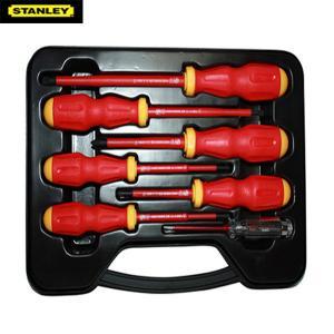 Bộ tô vít VDE 6 cây chuyên dùng, cách điện 1000V Stanley 65-980